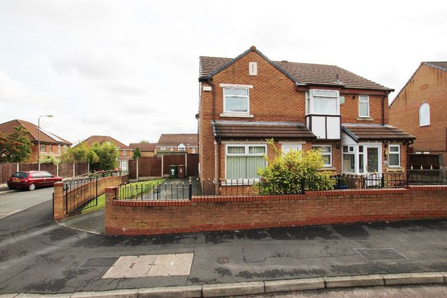 Thumbnail Semi-detached house for sale in Ridgewood Drive, St. Helens