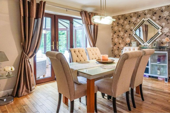 Dining Room of Cromwell Court, Bradford BD9
