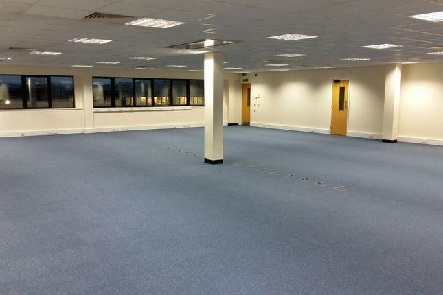 Internal of Interface Business Centre, Royal Wootton Bassett SN4