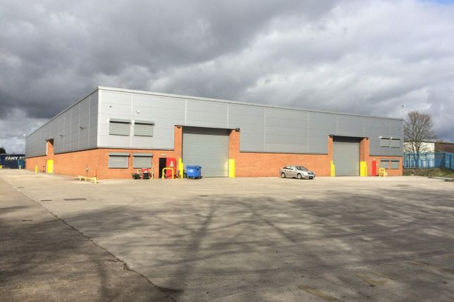 Thumbnail Light industrial to let in Expressway Industrial Estate, Turnall Road, Widnes