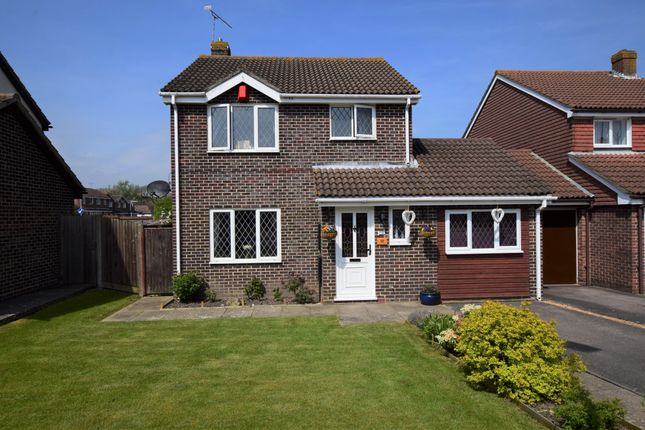 4 bed detached house for sale in Grampian Close, Eastbourne