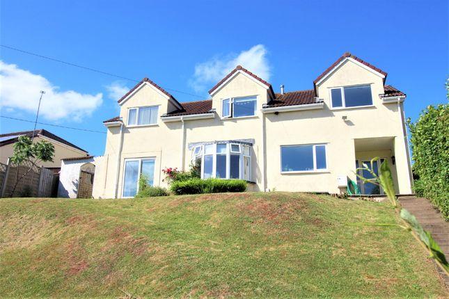 Thumbnail Detached house for sale in Totnes Road, Paignton
