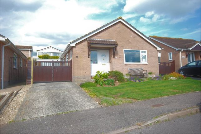 Thumbnail Detached bungalow to rent in Ash Grove, Seaton
