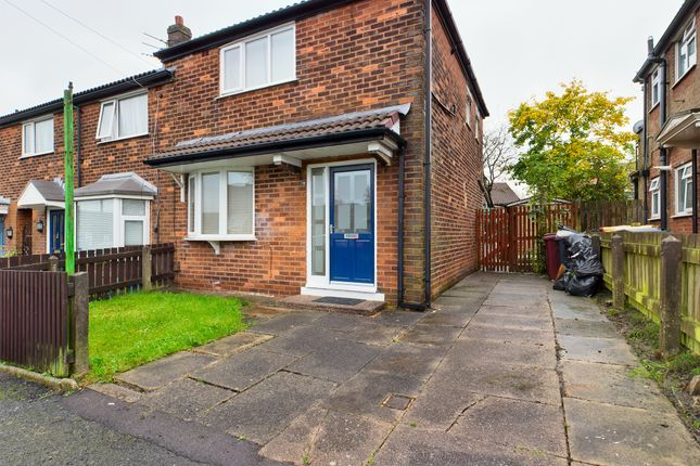 Thumbnail Terraced house for sale in Yewdale Gardens, Bolton
