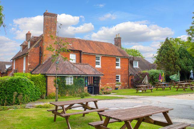 Thumbnail Pub/bar for sale in Alresford, Hampshire