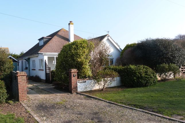 Thumbnail Detached house for sale in Seal Road, Selsey, Chichester