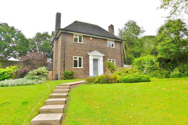 Thumbnail Detached house for sale in The Lodge, Goodby Road, Moseley