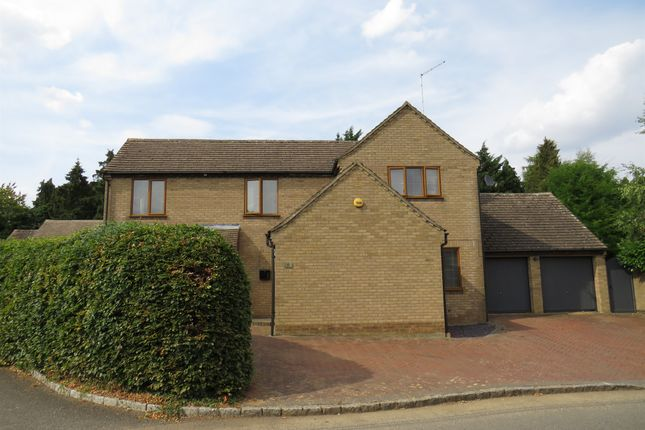 Thumbnail Detached house for sale in Hay Close, Great Oakley, Corby