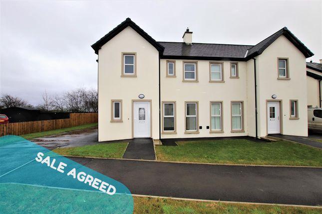 Thumbnail Semi-detached house for sale in 5 Lurgyroe Drive, Ardboe
