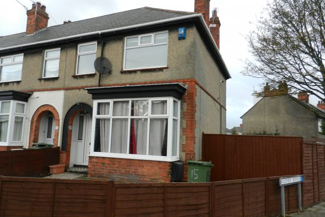 Thumbnail Terraced house to rent in Cross Coates Road, Grimsby