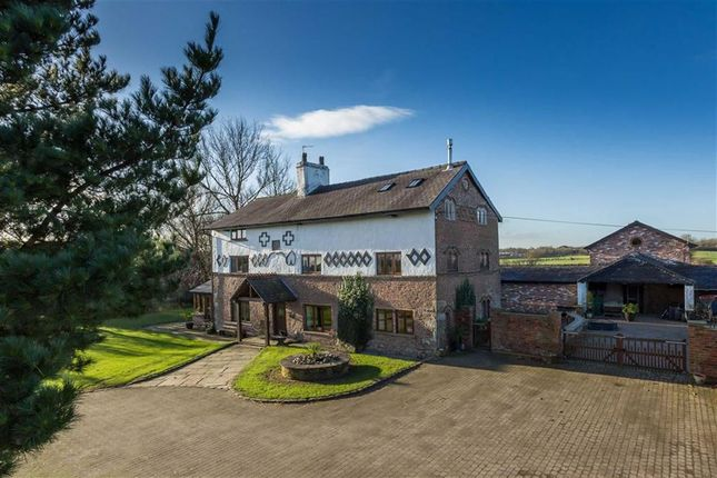 Thumbnail Country house for sale in Griffe Lane, Bury, Greater Manchester