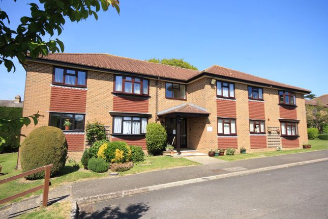 Thumbnail 2 bedroom flat for sale in Church Hill Place, Hillborough Close, Little Common