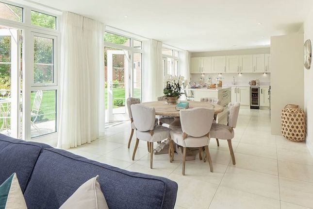 """Thumbnail Detached house for sale in """"The Alfred"""" at Andover Road North, Winchester"""