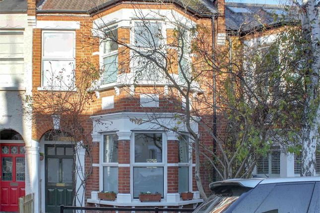 Thumbnail Terraced house for sale in Victoria Road, Alexandra Park, London