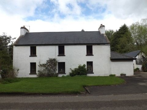 Thumbnail Detached house for sale in Lower Pitcalnie, Nigg
