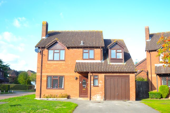 Thumbnail Detached house for sale in Agricola Way, Thatcham