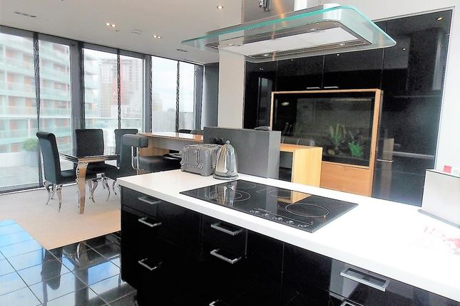 Thumbnail Flat to rent in Timber Wharf, 32 Worsley Street, Manchester