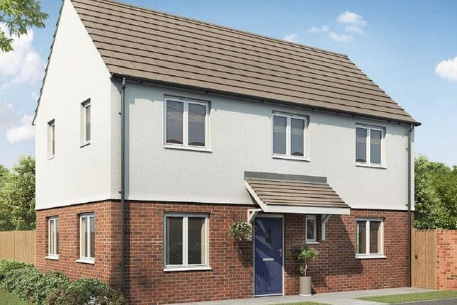 Thumbnail Semi-detached house for sale in Plot 133 Stadium Road, Hall Green, Birmingham
