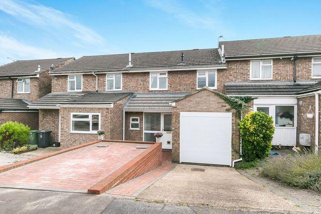 Thumbnail Semi-detached house for sale in Woodside Close, Bordon