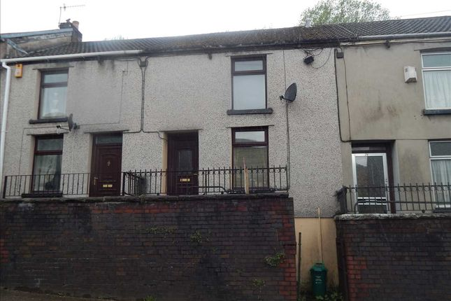 Thumbnail Terraced house to rent in Penygraig Road, Penygraig, Tonypandy