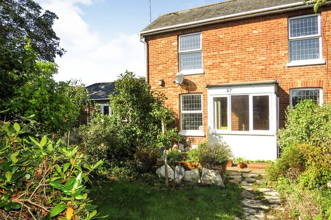 Thumbnail Semi-detached house for sale in Alton Road, Bournemouth