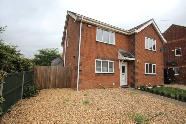 2 bed semi-detached house to rent in Elmtree Road, Ruskington, Sleaford, Lincolnshire NG34