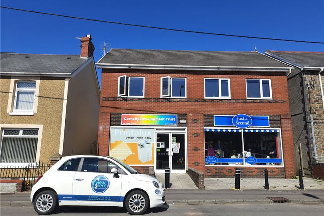 Thumbnail Flat to rent in Heol Fach, North Cornelly, Bridgend
