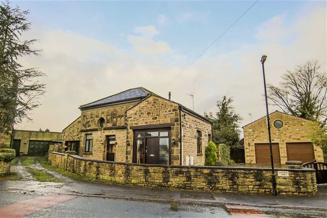 Thumbnail Detached house for sale in Blackburn Road, Ribchester, Preston