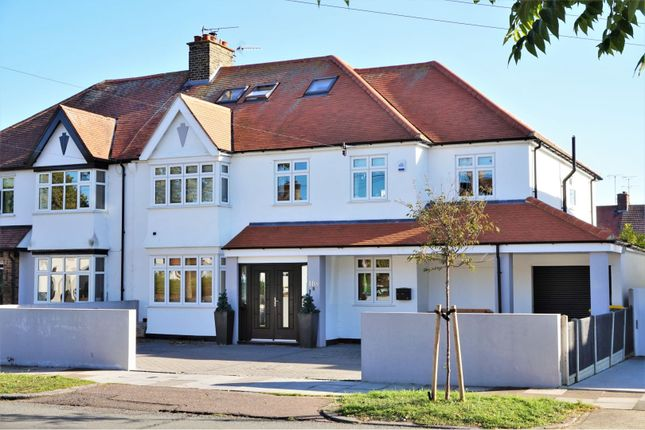 Thumbnail Semi-detached house for sale in Church Road, Southend-On-Sea