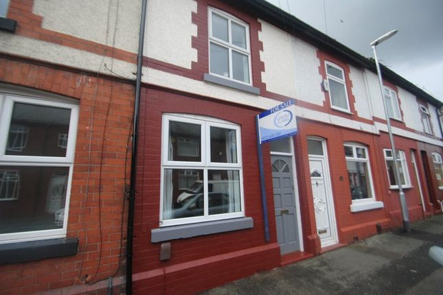 Thumbnail Property to rent in Rock Road, Latchford, Warrington