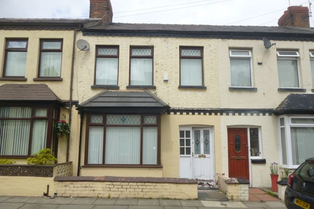 Thumbnail Terraced house for sale in Torus Road, Liverpool