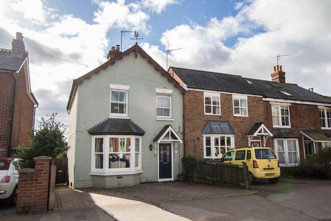 Thumbnail Semi-detached house for sale in Ashdon Road, Saffron Walden
