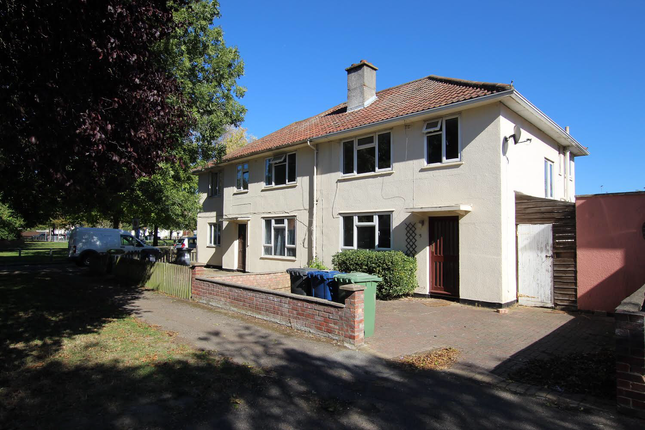 Thumbnail Semi-detached house to rent in Peverel Road, Cambridge