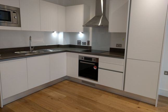 Thumbnail Flat for sale in 3 Grove Place, London, London