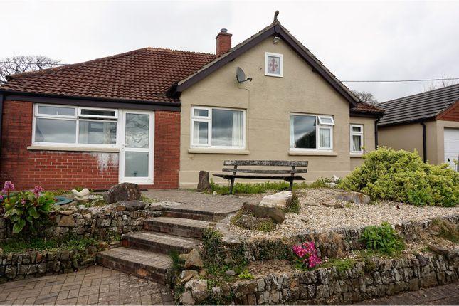 Thumbnail Detached bungalow for sale in Milton Damerel, Holsworthy
