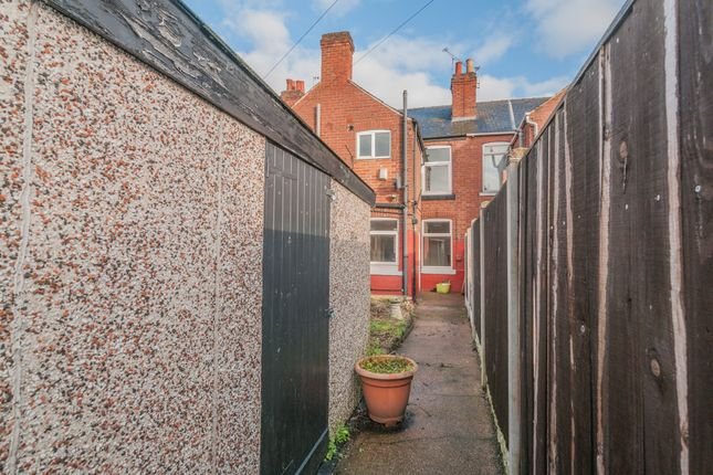 Side Of Garage of Gladstone Road, Balby, Doncaster DN4