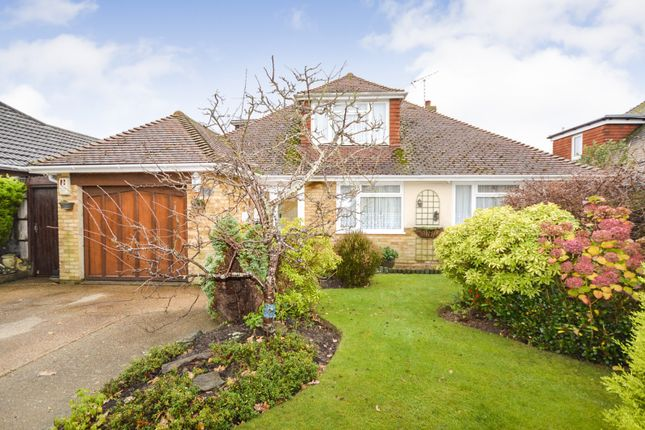 Thumbnail Detached bungalow for sale in Larkhill, Bexhill-On-Sea
