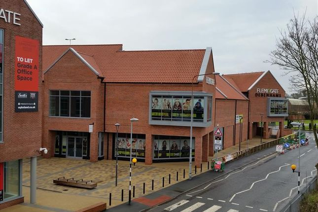 Thumbnail Leisure/hospitality to let in Soft Play Opportunity, Block A, Flemingate, Beverley