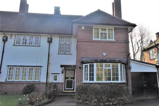 Thumbnail Semi-detached house to rent in Russell Road, Moseley, Birmingham