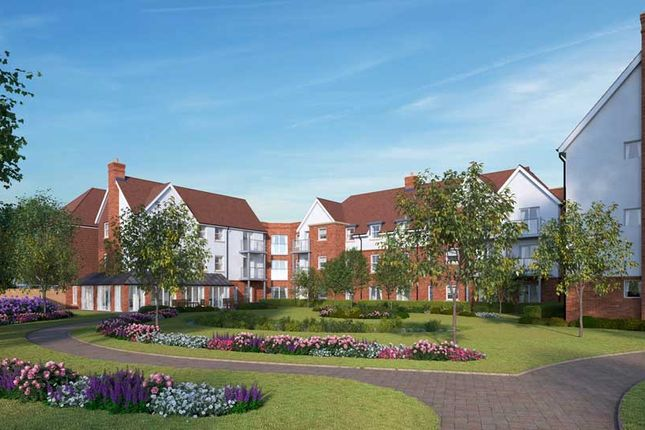 Thumbnail Flat for sale in Rectory Gardens, Manor Park Road, Chislehurst
