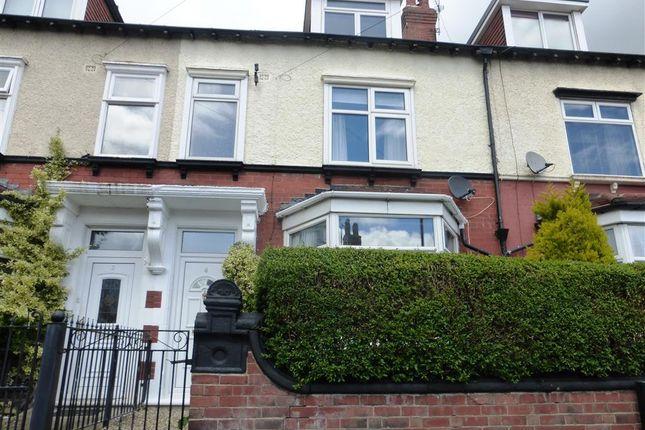 Thumbnail Terraced house to rent in Hurstleigh Terrace, Harrogate