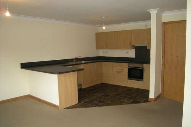 Thumbnail Flat to rent in Kinclaven Gardens, Glenrothes, Fife