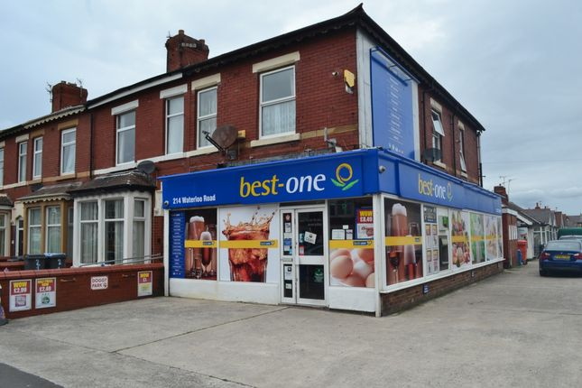 Thumbnail Property for sale in Waterloo Road, Blackpool