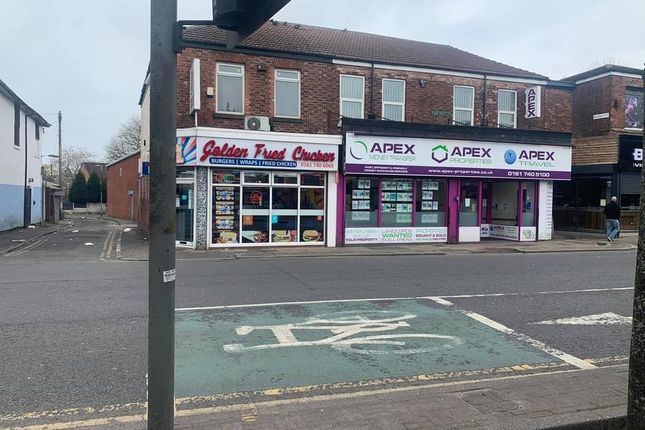 Retail premises to let in Cheethamhill Road, Manchesetr