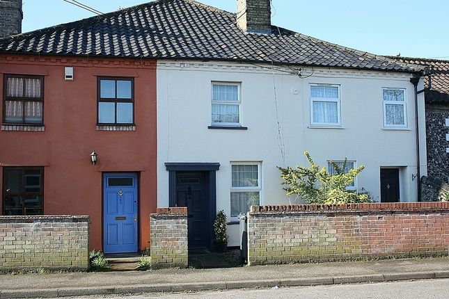 Thumbnail Terraced house to rent in Melford Bridge Road, Thetford