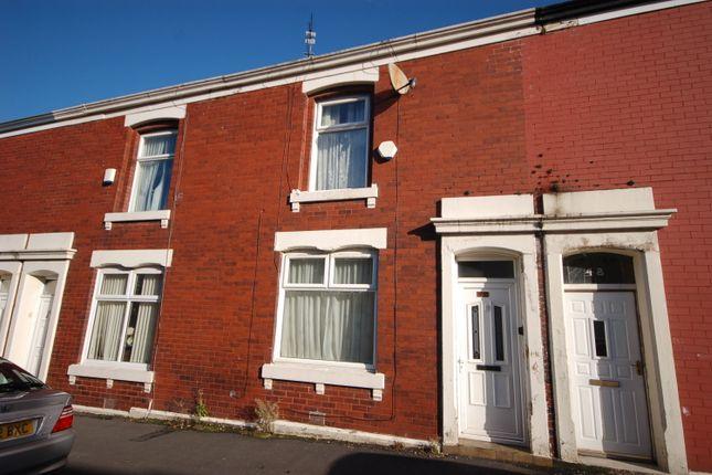 Exeter Street, Blackburn BB2