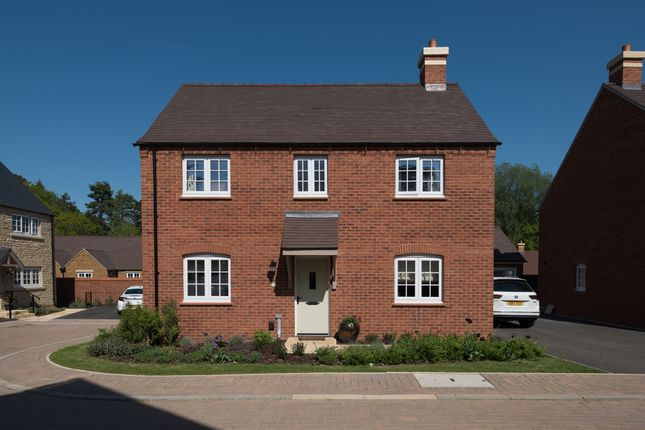 Thumbnail Detached house for sale in Ash Gardens, Burcote Road, Wood Burcote, Towcester