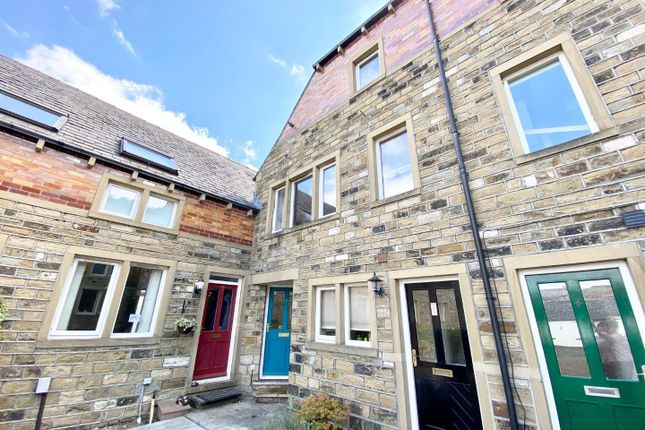 Thumbnail Town house for sale in Old School Lane, Almondbury, Huddersfield