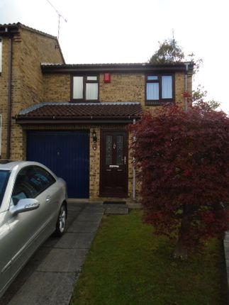 Thumbnail Semi-detached house to rent in Hermitage Close, Farnborough