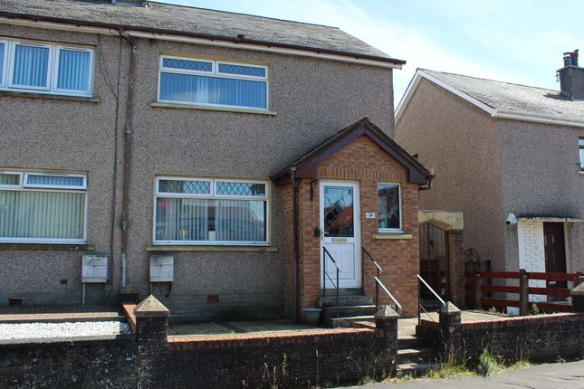 Thumbnail Semi-detached house for sale in Fergushill Road, Kilwinning